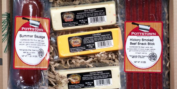 Pottstown Meat and Deli Gift Boxes